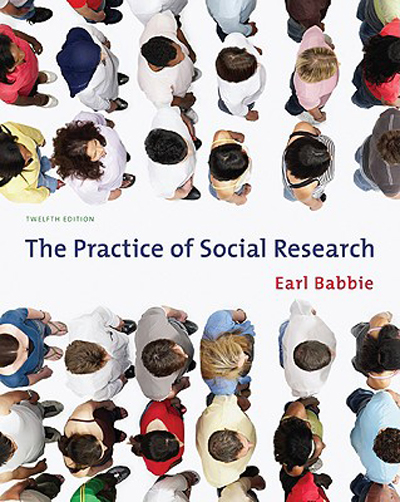 The Practice of Social Research (12th Edition)