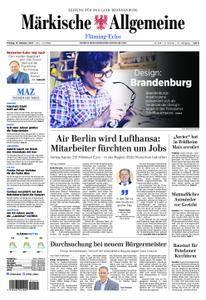 Märkische Allgemeine Fläming Echo - 13. Oktober 2017
