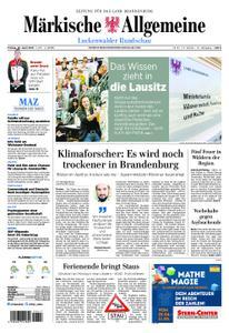 Märkische Allgemeine Luckenwalder Rundschau - 26. April 2019
