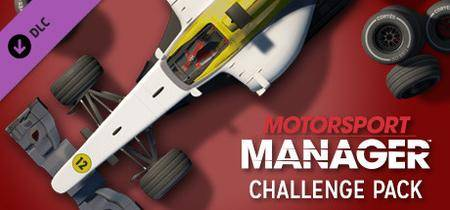 Motorsport Manager - Challenge Pack (2017)