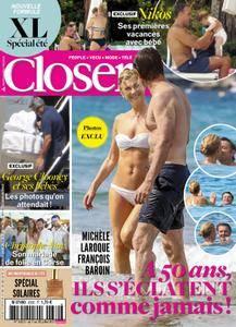 Closer France - 07 juillet 2017