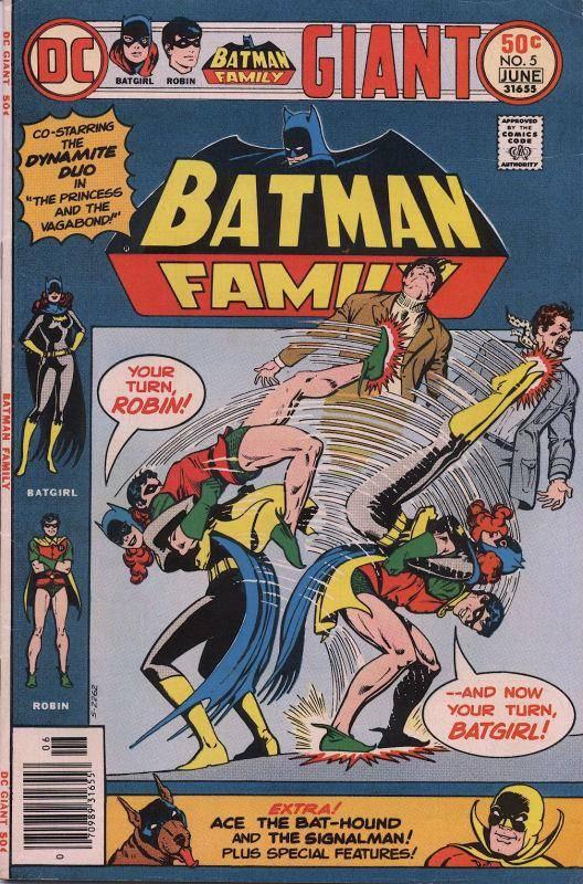 Batman Family v1 05