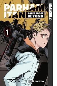Tokyopop-Parham Itan Tales From Beyond Vol 01 2020 Hybrid Comic eBook
