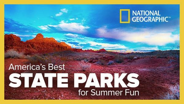 America's Best State Parks for Summer Fun