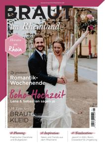 Braut in... – April 2019