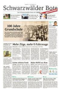 Schwarzwälder Bote Oberndorf - 14. September 2019