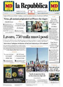 la Repubblica - 26 Aprile 2021