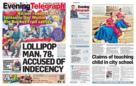 Evening Telegraph First Edition – September 13, 2019