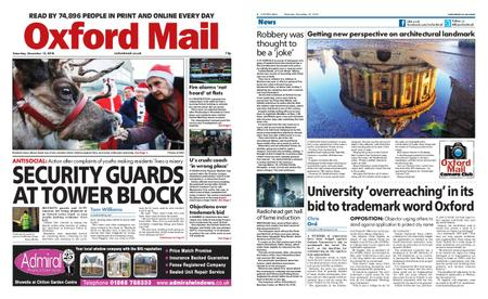 Oxford Mail – December 15, 2018