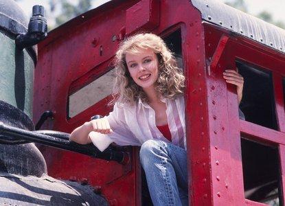 Kylie Minogue - Chris Walter Photoshoot 1988