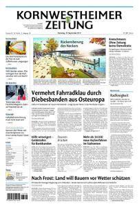 Kornwestheimer Zeitung - 19. September 2017