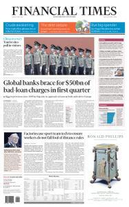 Financial Times USA - May 4, 2020