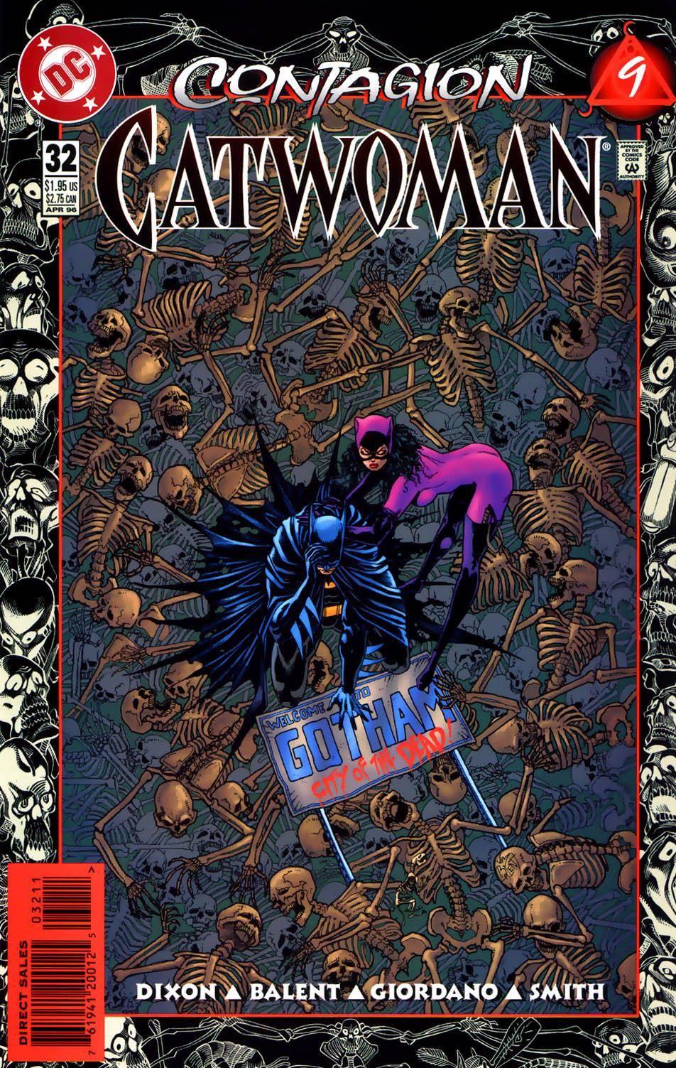 For Tyco - Catwoman v1 032 - Contagion 9 cbr
