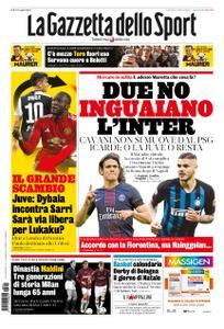 La Gazzetta dello Sport – 01 agosto 2019