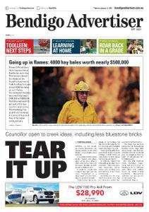 Bendigo Advertiser - January 31, 2019