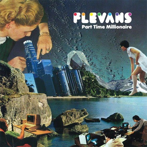 Flevans - Part Time Millionaire (2019) {Jalapeno}
