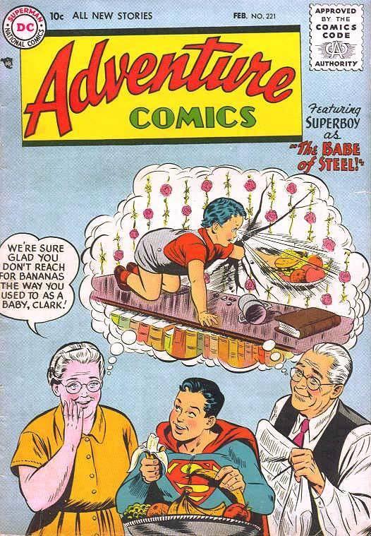 For Whomever - Adventure Comics 221 cbr