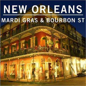 Tim Laughlin - New Orleans: Mardi Gras & Bourbon Street (2017)