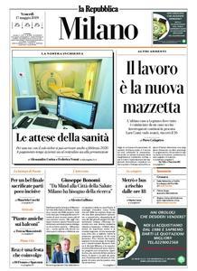 la Repubblica Milano – 17 maggio 2019