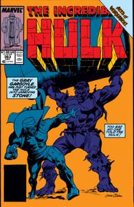 Incredible Hulk 363 1989