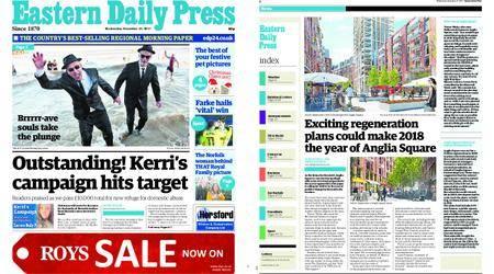Eastern Daily Press – December 27, 2017