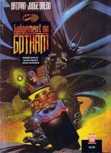Batman  Judge Dredd - Judgement on Gotham