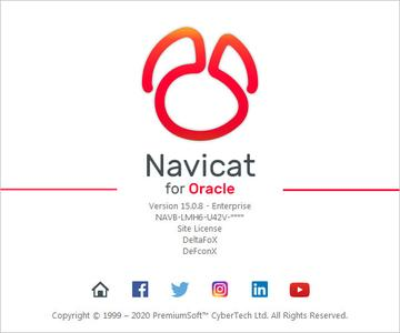 Navicat for Oracle 15.0.11
