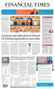 Financial Times Middle East - May 6, 2020