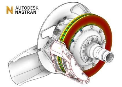 Autodesk Nastran 2019.2