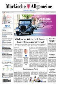 Märkische Allgemeine Prignitz Kurier - 30. April 2018
