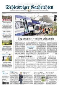 Schleswiger Nachrichten - 16. November 2017