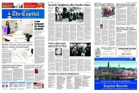 The Capital – November 27, 2018