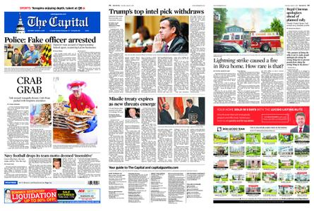 The Capital – August 03, 2019