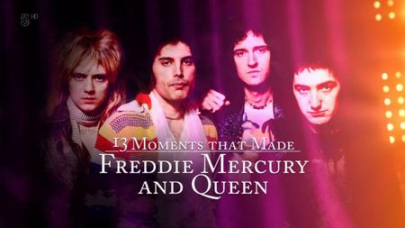 Ch5. - 13 Moments That Made Freddie Mercury and Queen (2019)