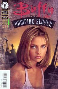 Buffy The Vampire Slayer 001 1998 Obi