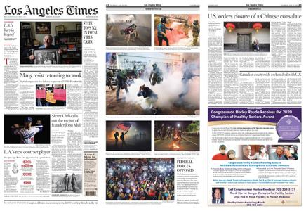 Los Angeles Times – July 23, 2020