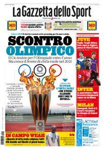 La Gazzetta dello Sport Roma – 24 marzo 2020