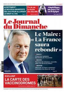 Le Journal du Dimanche - 04 avril 2021