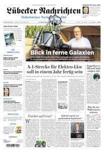 Lübecker Nachrichten Ostholstein Süd - 22. September 2017