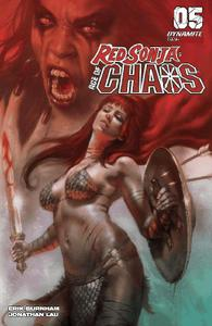 Dynamite-Red Sonja Age Of Chaos No 05 2020 Hybrid Comic eBook