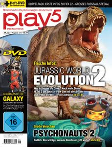 Play5 – September 2021