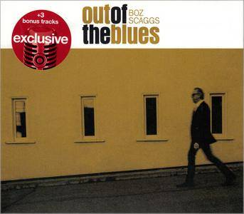 Boz Scaggs - Out of the Blues (2018) Exclusive Target Edition
