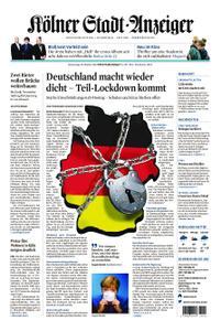 Kölner Stadt-Anzeiger Rhein-Erft-Kreis/Bornheim – 29. Oktober 2020