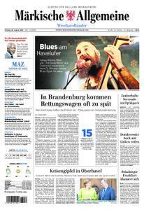 Märkische Allgemeine Westhavelländer - 20. August 2018