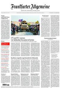Frankfurter Allgemeine Zeitung F.A.Z. mit Rhein-Main Zeitung - 08. Oktober 2019