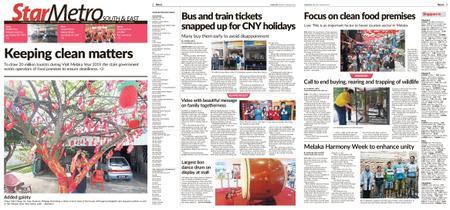 The Star Malaysia - Metro South & East – 04 February 2019