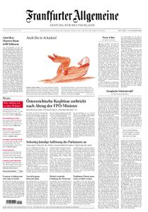 Frankfurter Allgemeine Zeitung F.A.Z. mit Rhein-Main Zeitung - 21. Mai 2019