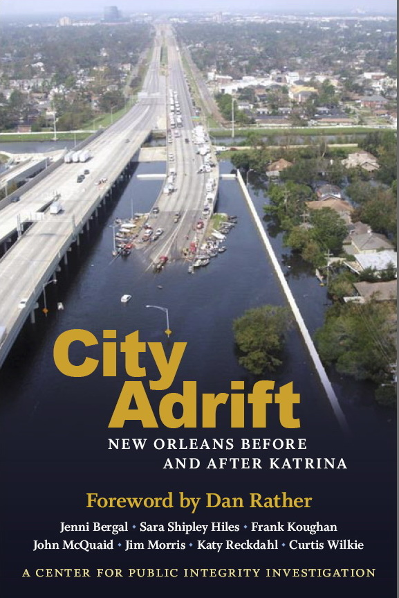 City Adrift: New Orleans Before & After Katrina