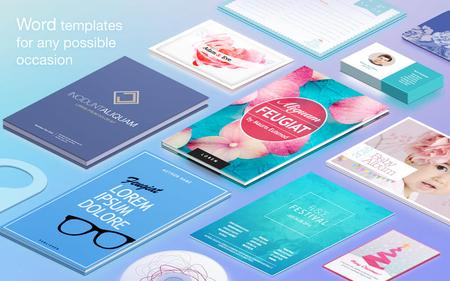 Template Lab - Templates for MS Word v3.1.2