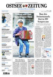 Ostsee Zeitung Wolgast - 31. Juli 2018